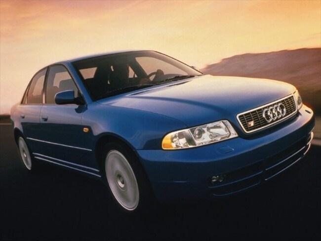 Used 2000 Audi S4 2.7T Sedan For sale in Blue Ridge, GA
