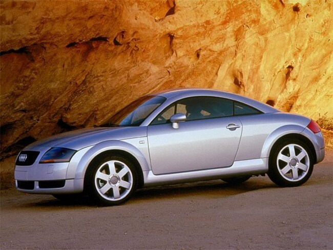 Used 2000 Audi TT For Sale | Sioux Falls SD