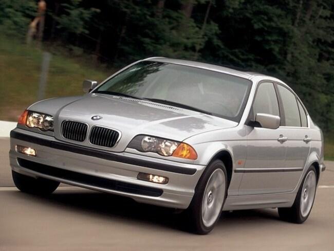2000 BMW 3 Series 323i 4dr Sdn Car