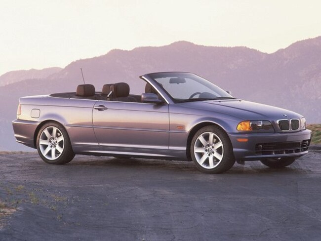 bmw 323ci 2000 miles per gallon
