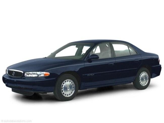2000 Buick Century Limited Sedan