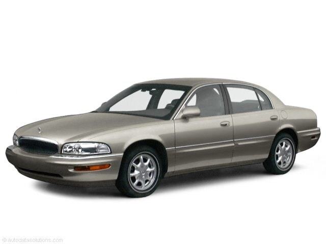 2000 Buick Park Avenue Base Sedan