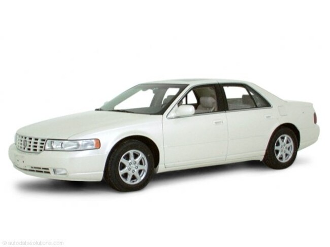 Bradenton Fl Used 2000 Cadillac Seville Auto For Sale Used Cars