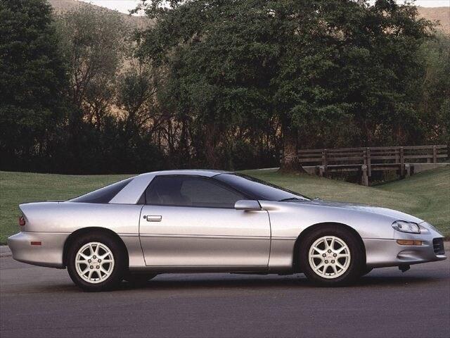 Used 2000 Chevrolet Camaro Base Coupe Eugene, OR