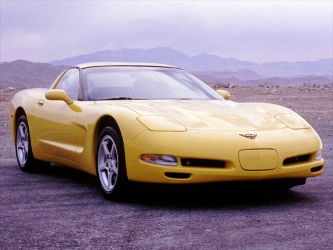 2000 Chevrolet Corvette Car