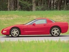 2000 Chevrolet Corvette Base Chevrolet  Coupe Rear-Wheel Drive with Limit