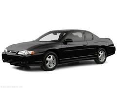 2000 Chevrolet Monte Carlo LS Coupe