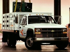 2000 Chevrolet C3500 HD Chassis Truck Regular Cab