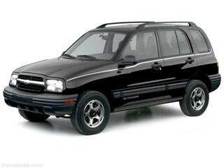2000 Chevrolet Tracker Base SUV