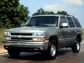 2000 Chevrolet Tahoe All New SUV