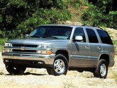 2000 Chevrolet New Tahoe 4dr 4WD LS Sport Utility