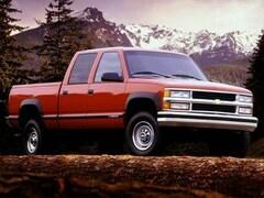 2000 Chevrolet C3500 Truck Crew Cab