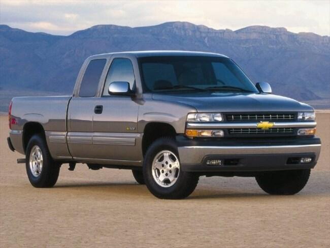 Used 2000 Chevrolet Silverado 1500 For Sale Ponca City Ok