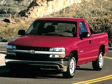 2000 Chevrolet Silverado 1500 Truck Regular Cab