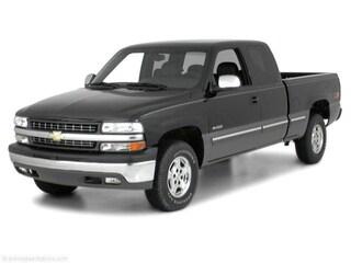 2000 Chevrolet Silverado K1500 PICKUP