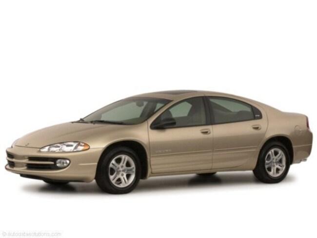 2000 Dodge Intrepid ES Sedan