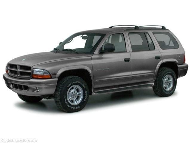 2000 Dodge Durango 4dr 4WD 4WD