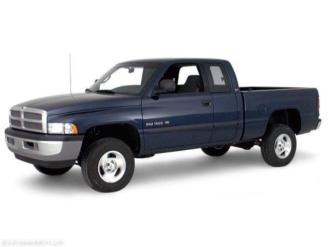 2000 Dodge Ram 1500 Truck Quad Cab