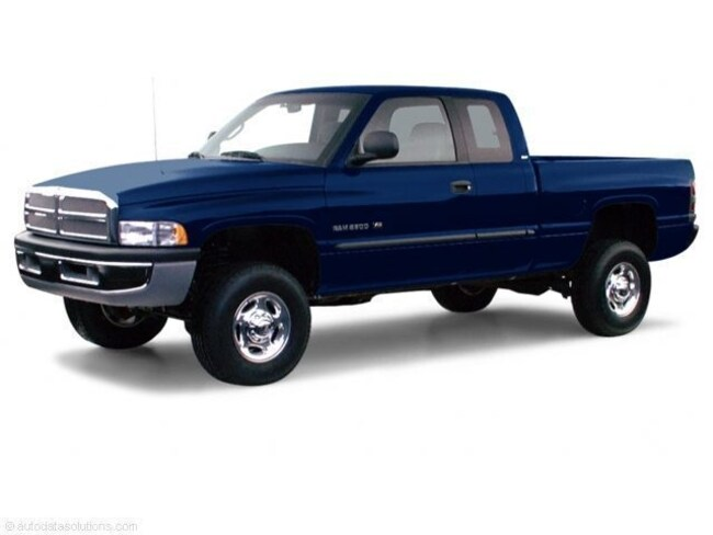 2000 Dodge Ram 2500 Quad Cab Long Bed Truck