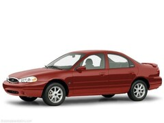 2000 Ford Contour SE Fleet 4dr Car