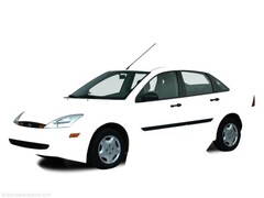 2000 Ford Focus LX Sedan for sale near Elyria, OH at Mike Bass Ford