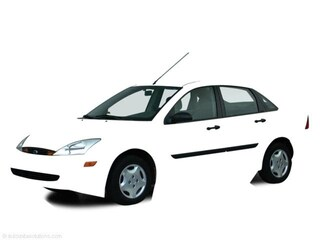 2000 Ford Focus LX Sedan