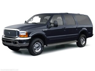 2000 Ford Excursion 137 WB Limited 4WD Sport Utility