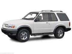 2000 Ford Explorer 2 Door Wag Sport Utility