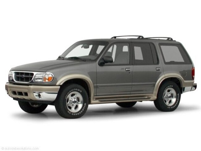 2000 Ford Explorer Eddie Bauer SUV Johnston, IA