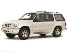 2000 Ford Explorer Limited SUV