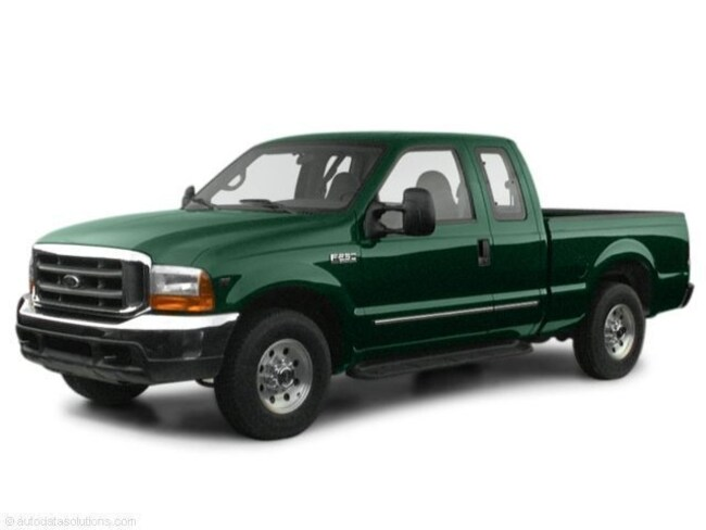 Used 2000 Ford F-250 Truck Super Cab Denver