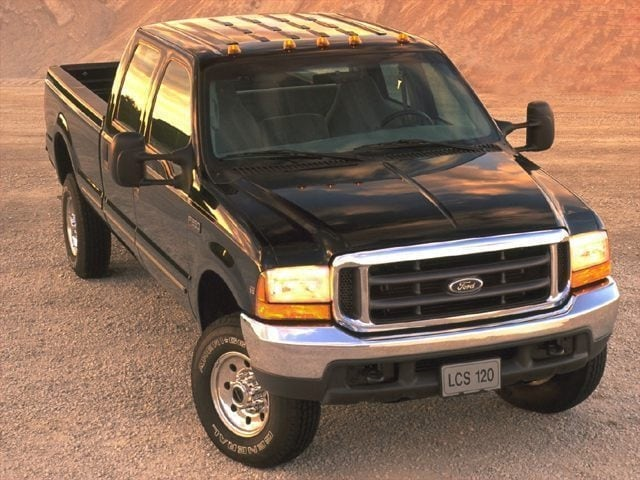 2000 Ford F-250 Duty Crew Cab Truck