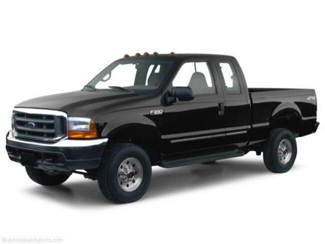 2000 Ford F-350 Chassis