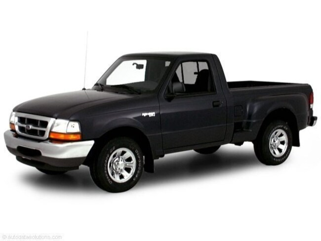 2000 Ford Ranger Truck Regular Cab