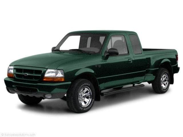 2000 Ford Ranger Truck Super Cab