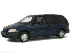 Bargain Used 2000 Ford Windstar LX Wagon Twin Falls, ID