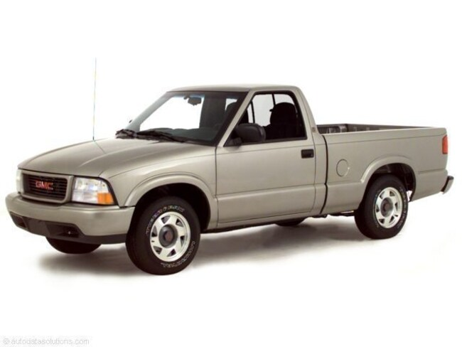 2000 GMC Sonoma SL Long Bed Truck
