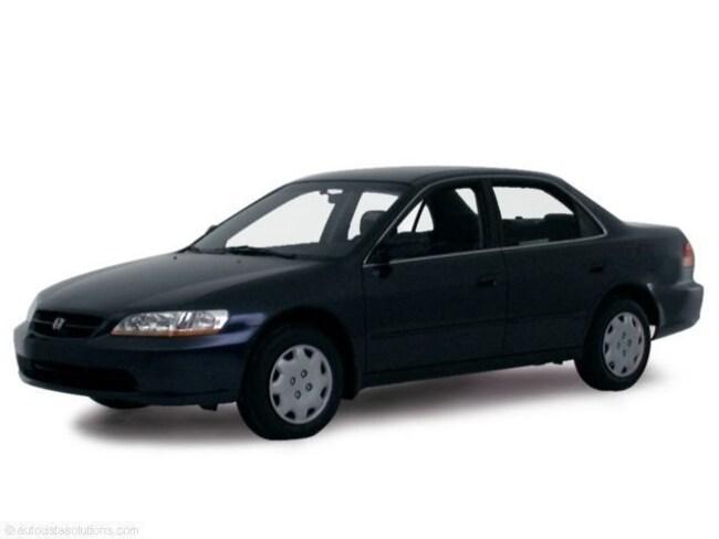 2000 Honda Accord LX Sedan