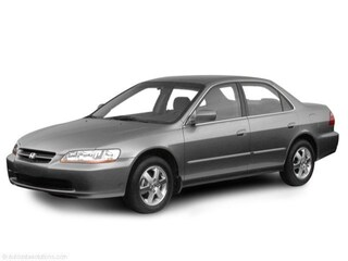 2000 Honda Accord 2.3 SE Sedan
