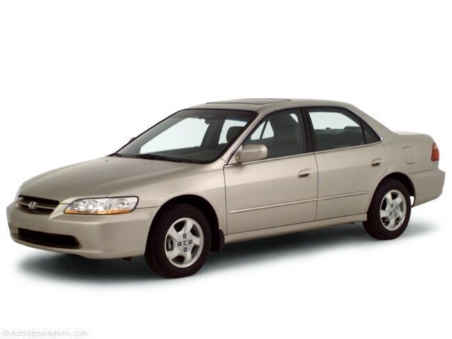 Used 2000 Honda Accord 4dr Sdn EX Auto V6 W/Leather Sedan Anderson, SC