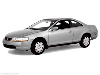 2000 Honda Accord Cpe LX Coupe