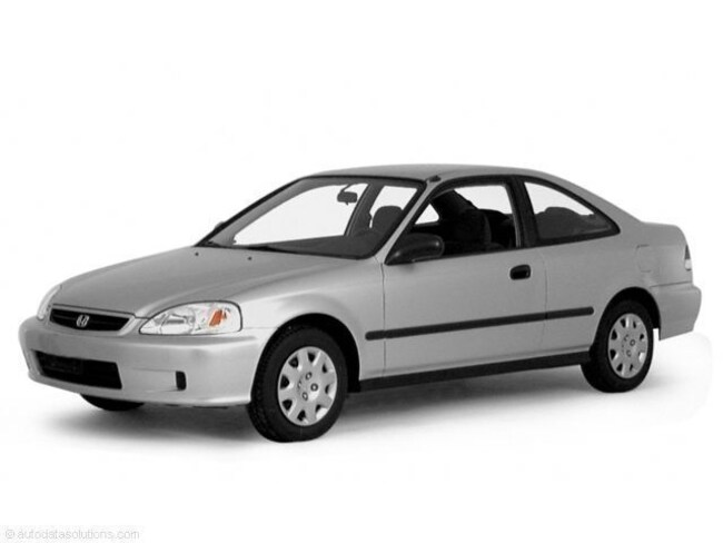 used honda civic coupe 2000