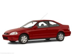 Used 2000 Honda Civic EX Coupe in Helena, MT