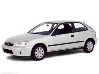 2000 Honda Civic DX Hatchback