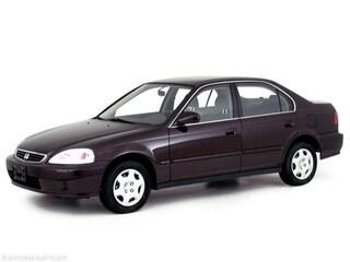 2000 Honda Civic EX Sedan