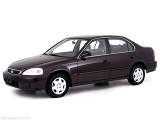 2000 Honda Civic Value Package Sedan