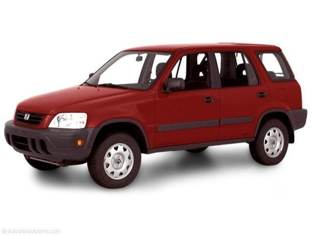 2000 Honda CR-V LX SUV
