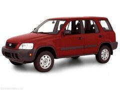 Used 2000 Honda CR-V 2WD LX Auto SUV Ames, IA