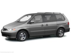 Used 2000 Honda Odyssey EX Van 2HKRL186XYH521660 in Pocatello, ID
