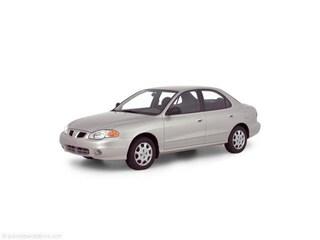 2000 Hyundai Elantra GLS Sedan For Sale In Northampton, MA